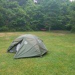 Remote tent site 92