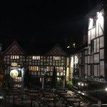 Great old English pub.