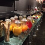A fun, funky not to be missed place!  Go hungry & thirsty if you order the Bloody Mary or Mimosa