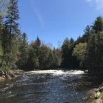 Foto de Oxtongue River-Ragged Falls Provincial Park