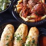 Lunch at Luigi's