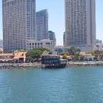 Manchester Grand Hyatt From San Diego Bay