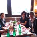 almuerzo en Patagonia
