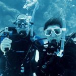 Diving the Mary Celeste