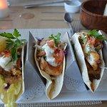 Lionfish tacos