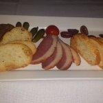 Duck 3 ways appetizer