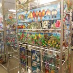 Exquisite stained glass (I want them all!).