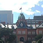 赤レンガの北海道超旧本庁舎