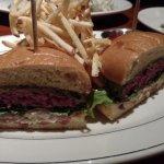Behold a wonderful burger