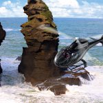 West Coast Scenic helicopter flight