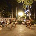 Bailes tipicos nocturnos