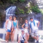 Free tour to Tamarraw Falls. Thank you Sir Gerry! Met also new friends! :)