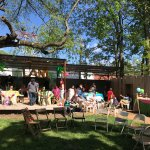 Great place to have events had my daughter's baby shower in the back yard every nice,big area, m