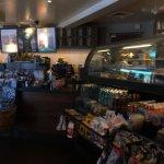 Inside of Starbucks
