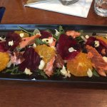 House Smoked Salmon Salad