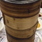 A tower of dim sum... #foodieheaven