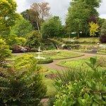 Centre of the garden