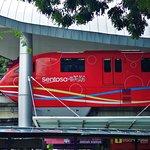 The Sentosa Express Foto