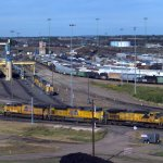 Union Pacific Railroad Bailey Yard Image