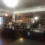 Inside the Hidden House Coffee