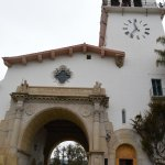 Photo of Santa Barbara County Courthouse