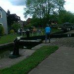 canal side lock
