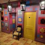 Quirky decor