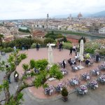 View over Florence from the Piazzale Michelangelo