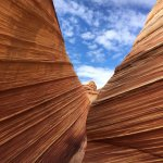 The Wave at Coyote Buttes 사진