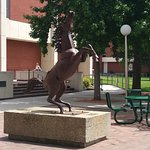 The Bronco at Boise State University