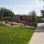 Nice Landscape at Boise State University