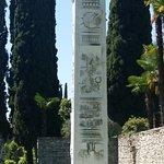 L'obelisco del Pomodoro