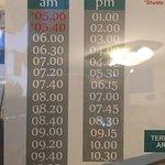 Shuttle Service Schedule