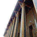 The amazing pillars