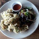 Green Rice Prawn