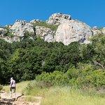Bishop Peak from the road