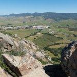 Bishop Peak, view from top