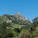 Bishop Peak from trail head