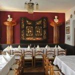 Interni del ristorante Beograd a Vienna