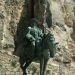 Estatua ecuestre del General Cabrera