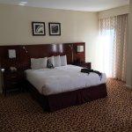 Nice room. Lots of space!
