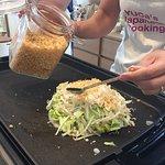 Okonomiyaki & Gyoza class! + Original eco bag!!!!