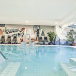 Indoorpool im Tauernhof