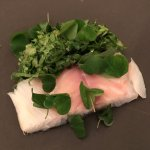 pollock with Herbs