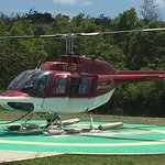 Photo de Caribbean Helicopters