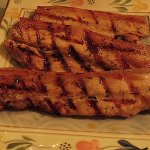 Grilled Belly Pork