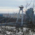 vista del puente desde el castillo
