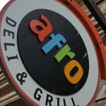 Afro Deli and Grill