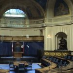 More about the legislature chamber