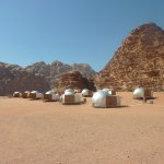Photo de Wadi Rum Night Luxury Camp